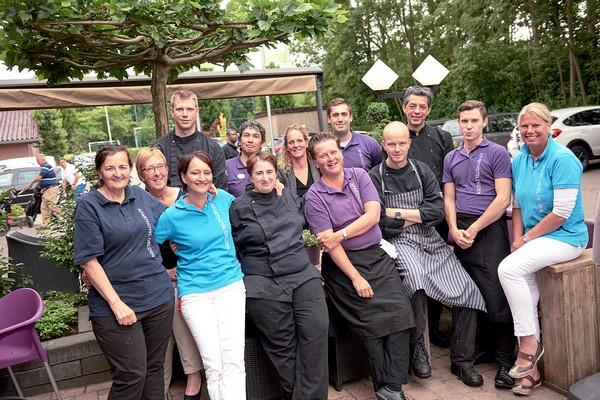 Familien-, Golf-, Sauna-Wellness- und Businesshotel Aparthotel Delden, Twente.
